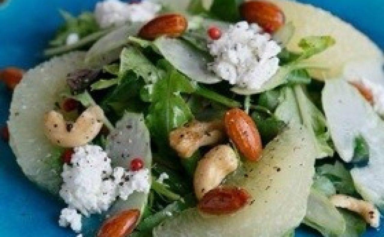 【レシピ】カッテージチーズとグレープフルーツサラダ