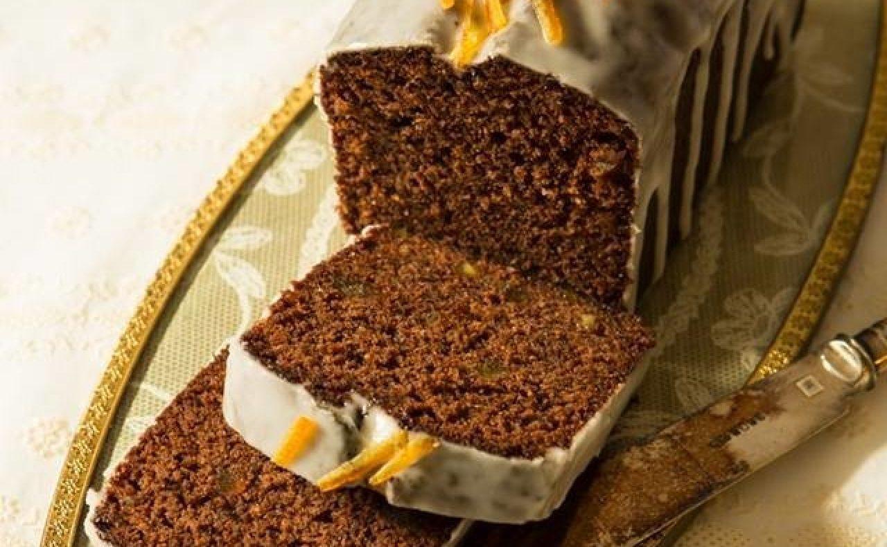 【レシピ】オレンジショコラ パウンドケーキ